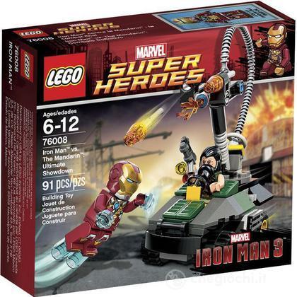 Iron Man contro Mandarino - Lego Super Heroes (76008)