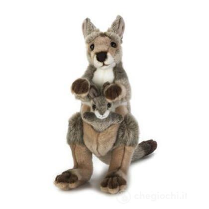 Canguro Con Baby