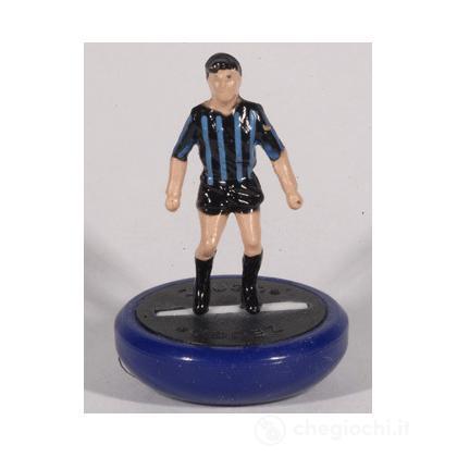 Squadra dell'Inter - Atalanta subbuteo