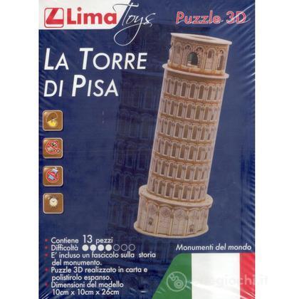 Puzzle 3D - La torre di Pisa (CW268-1)