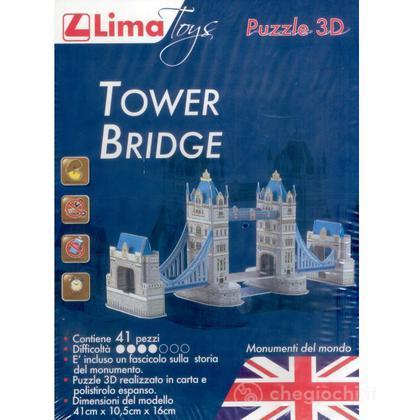 Puzzle 3D - Tower Bridge (CW268-9)