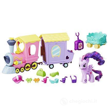 Il treno dei My little Pony (B5363EU4)