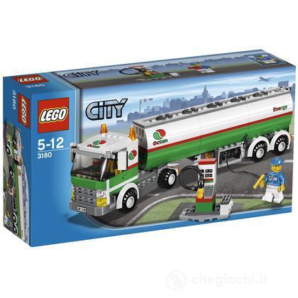 LEGO City - Autocisterna (3180)
