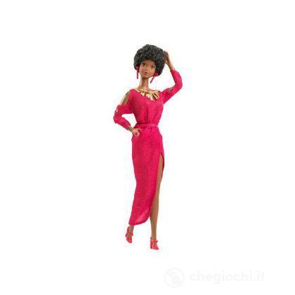 Black Barbie Doll (R4468)