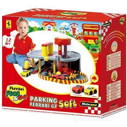 Parking Ferrari GT Soft Grande Parcheggio a Due Livelli (501883)