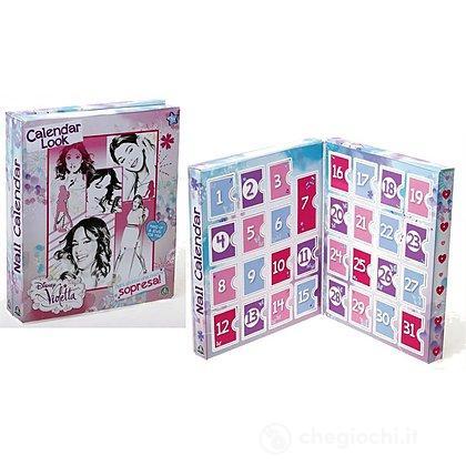 Violetta calendar look (NCR49290)