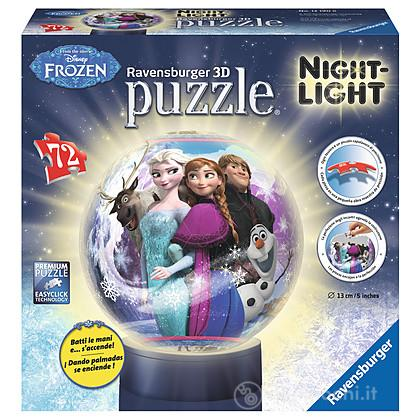 Puzzleball Frozen Lampada Notturna