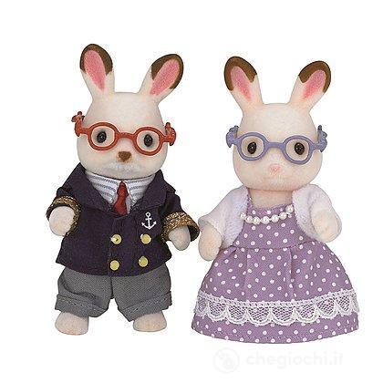 Nonni coniglio cioccolato (5190)