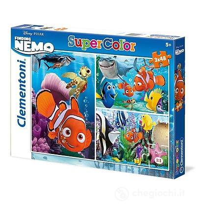 Nemo Puzzle 3x48 pezzi (25190)