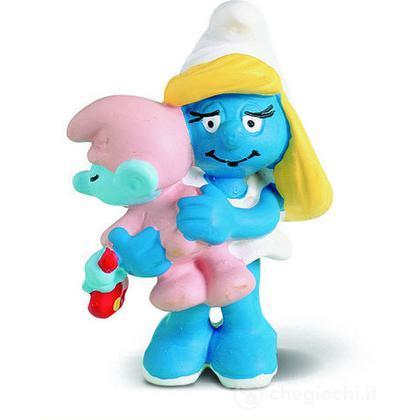 Puffetta con Baby Puffo (20192)