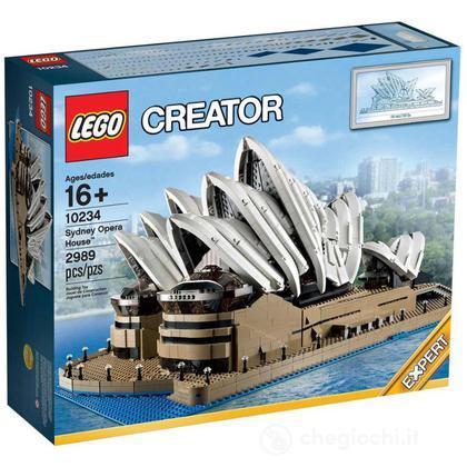 Opera House di Sidney -  Lego Speciale Collezionisti (10234)