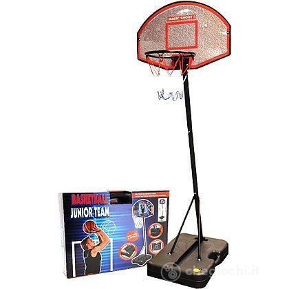 Basket con Piantana e Canestro (37194)
