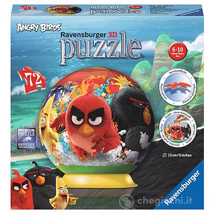 Angry Birds Puzzleball