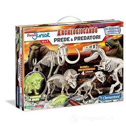 Focus - Prede e Predatori (13196)