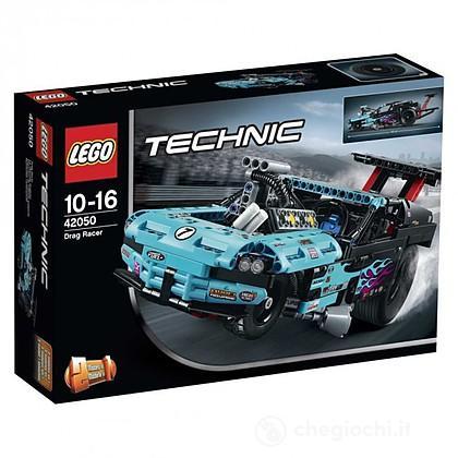Super-dragster - Lego Technic (42050)