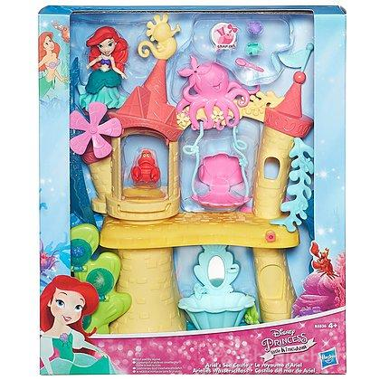 Small Doll Sirenetta Ariel Playset