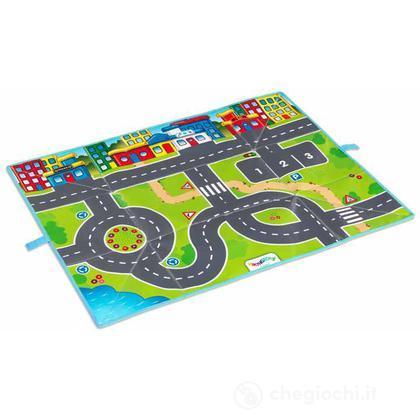 Playmats: portagiochi trasformabile in tappeto gioco