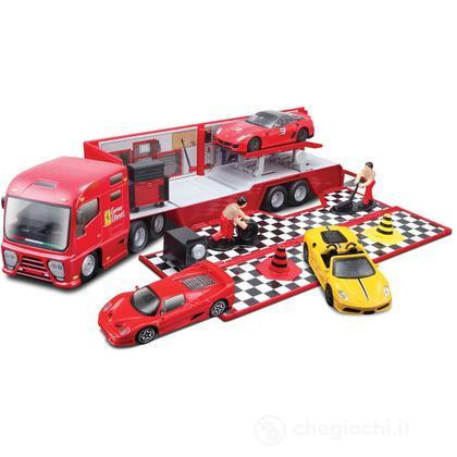 Camion Hauler Ferrari