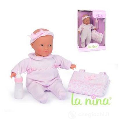 Anita Nursery+Bibe+Fasciatoio Rosa