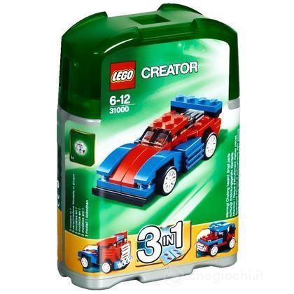 Mini auto sportiva - Lego Creator (31000)