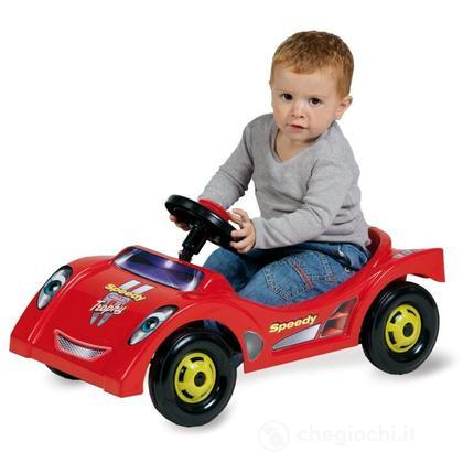 Auto Pedali Speedy Rossa (01203R0)