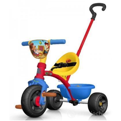 Jake il Pirata Triciclo Be Move (7600444204)