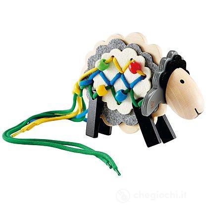 Pecorella con stringhe (E1049)