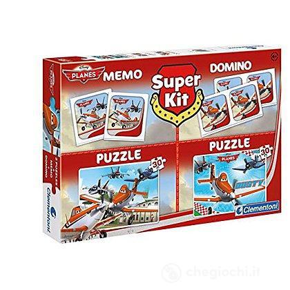 Multipuzzle 2x30 e domino Planes