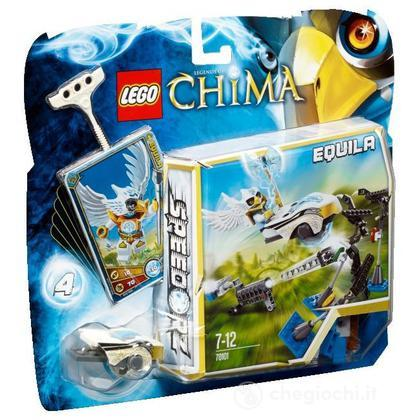 Tiro al bersaglio - Lego Legends of Chima (70101)
