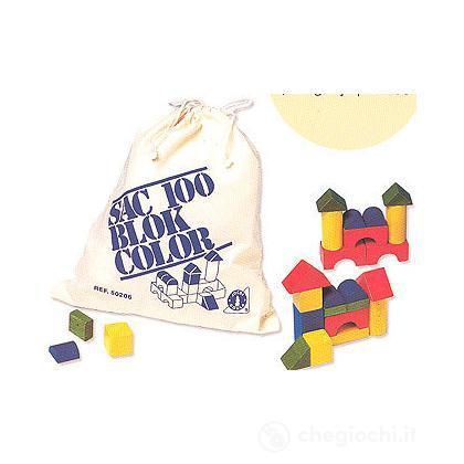 Sacchetto Block Colore 100 (50206)