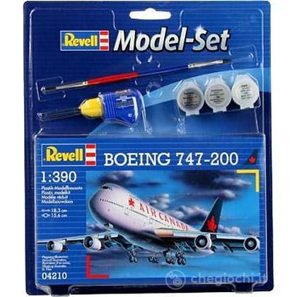 Aereo Boeing 747-200
