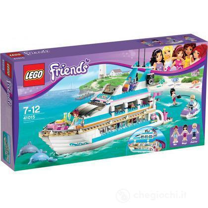 Yacht - Lego Friends (41015)