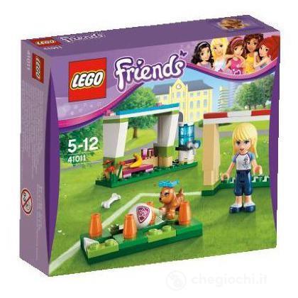 L'allenamento di calcio di Stephanie - Lego Friends (41011)
