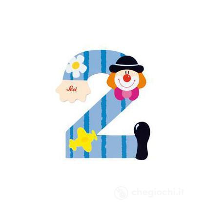 Numero 2 Clown
