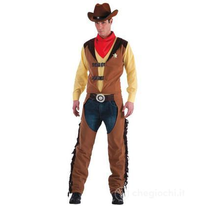 Costume adulto Cowboy L (83212)