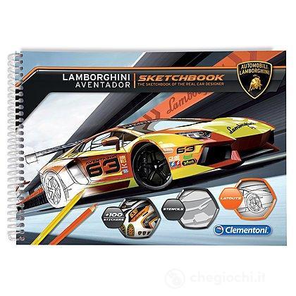 Sketchbook Lamborghini (15212)