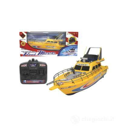 Motoscafo Fleet Move radiocomandato