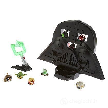 Angry Birds Star Wars Jenga Darth Vader