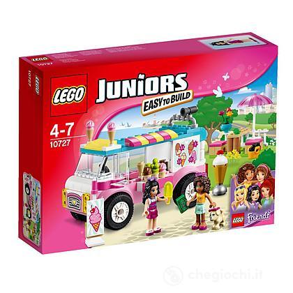 Il furgone dei gelati di Emma - Lego Friends (10727)