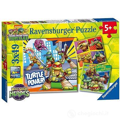 Turtles - Half Shell Heroes