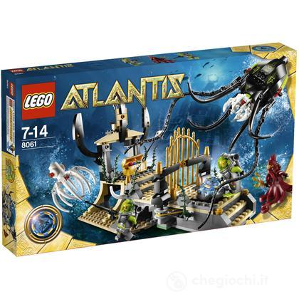 LEGO Atlantis - Il portale del calamaro gigante (8061)