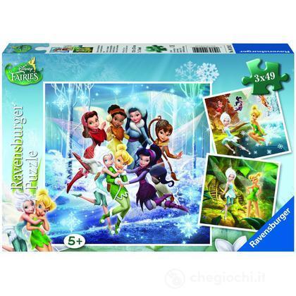 Fairies Four seasons (9219)