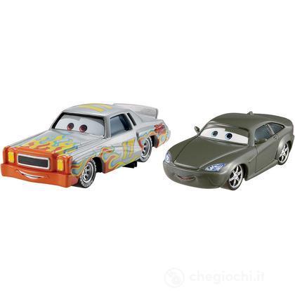 Bob Cutlass e Darrell Cartrip - Cars confezione da 2 (BHL50)