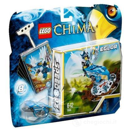 Salto nel nido - Lego Legends of Chima (70105)