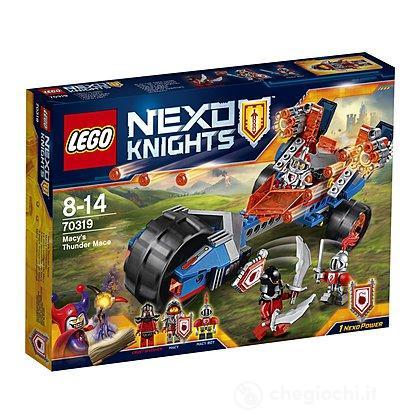La Tri-moto tuonante di Macy Lego Nexo Knights (70319)
