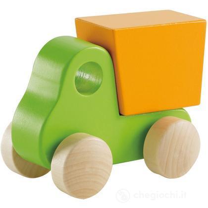 Camion verde (E0054)