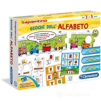 Giochi dell'alfabeto (13222)