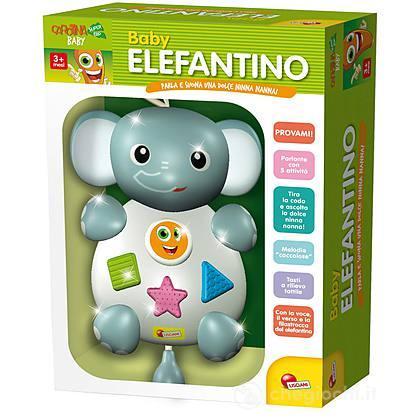 Carotina Baby Elefantino