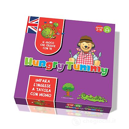 Grow Your English - Hungry Tummy
