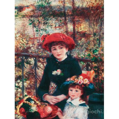 Renoir: Sulla terrazza